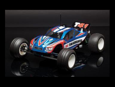 Запчасти для RC10T4.1 Factory Team Kit