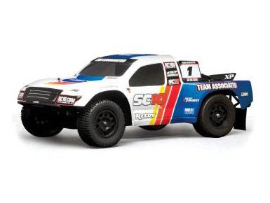 Запчасти для SC10 Factory Team Kit