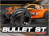 Запчасти для Bullet ST Flux RTR