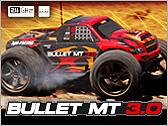 Запчасти для Bullet MT 3.0 RTR 2.4 GHz