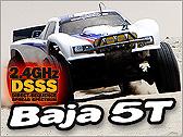 Запчасти для RTR BAJA 5T 2.4GHz DSSS