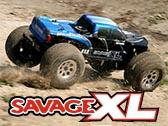 Запчасти для RTR SAVAGE XL 5.9