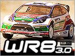 Запчасти для RTR WR8 3.0 Ford Fiesta 2.4GHz