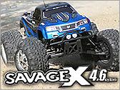 Запчасти для RTR SAVAGE X 4.6